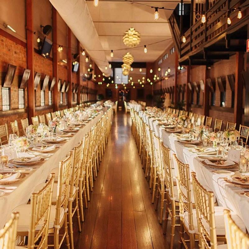 The Tote Wedding venue