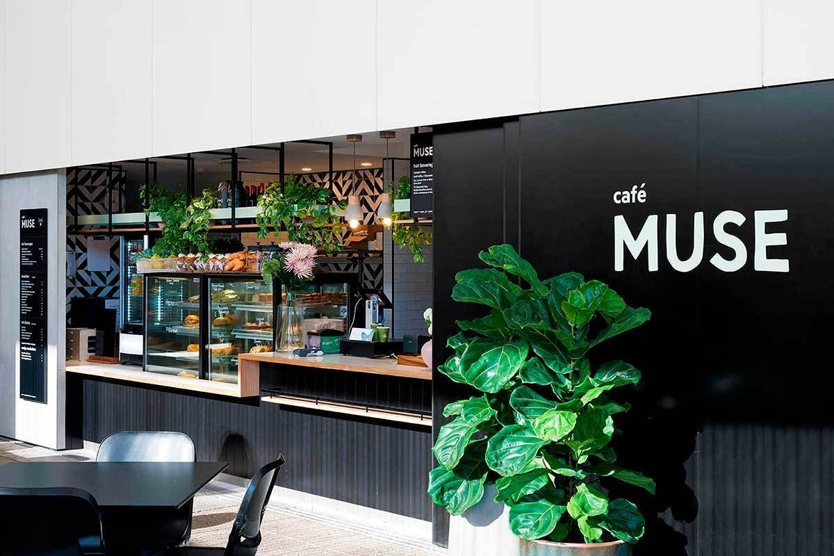 Cafe Muse Queensland Museum Cafe