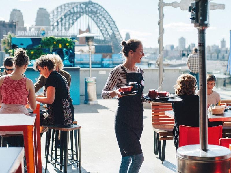 Museum of Contemporary Art Australia Cafe