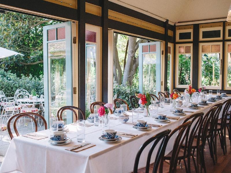 Vaucluse House Tearooms