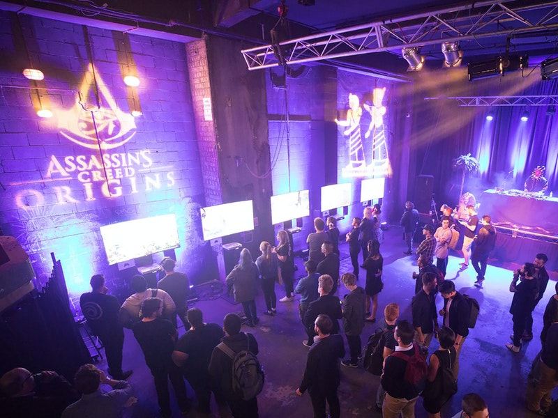 The Lair Event Space