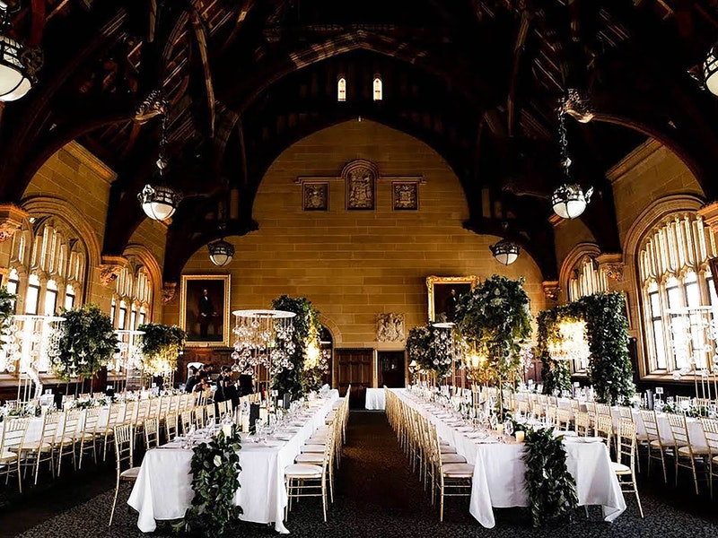 Beautiful Wedding venue hire Sydney