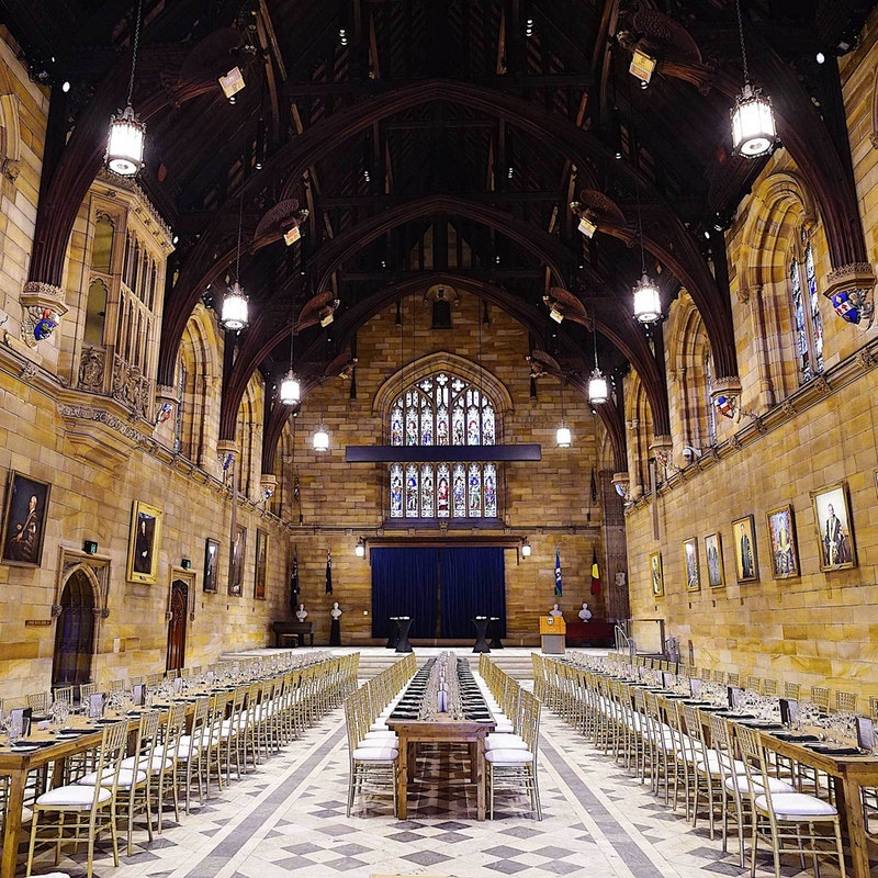 University of Sydney Venue Hire
