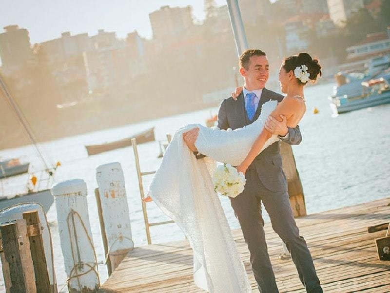 Venue Manly Yacht Club Wedding