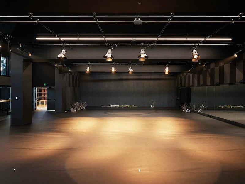 Bangarra dance floor studio1