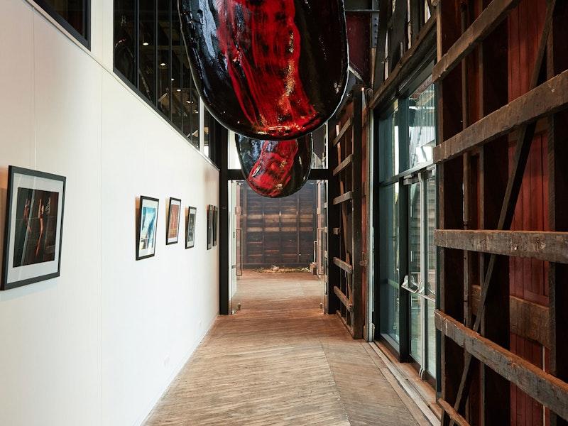 Bangarra foyer