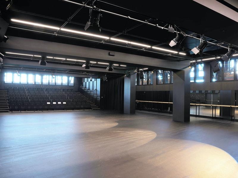 Bangarra studio one