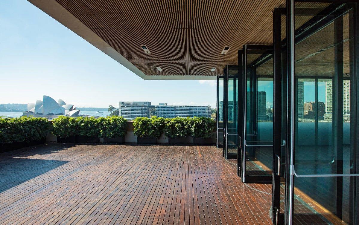 Harbourside Room MCA Event Venue