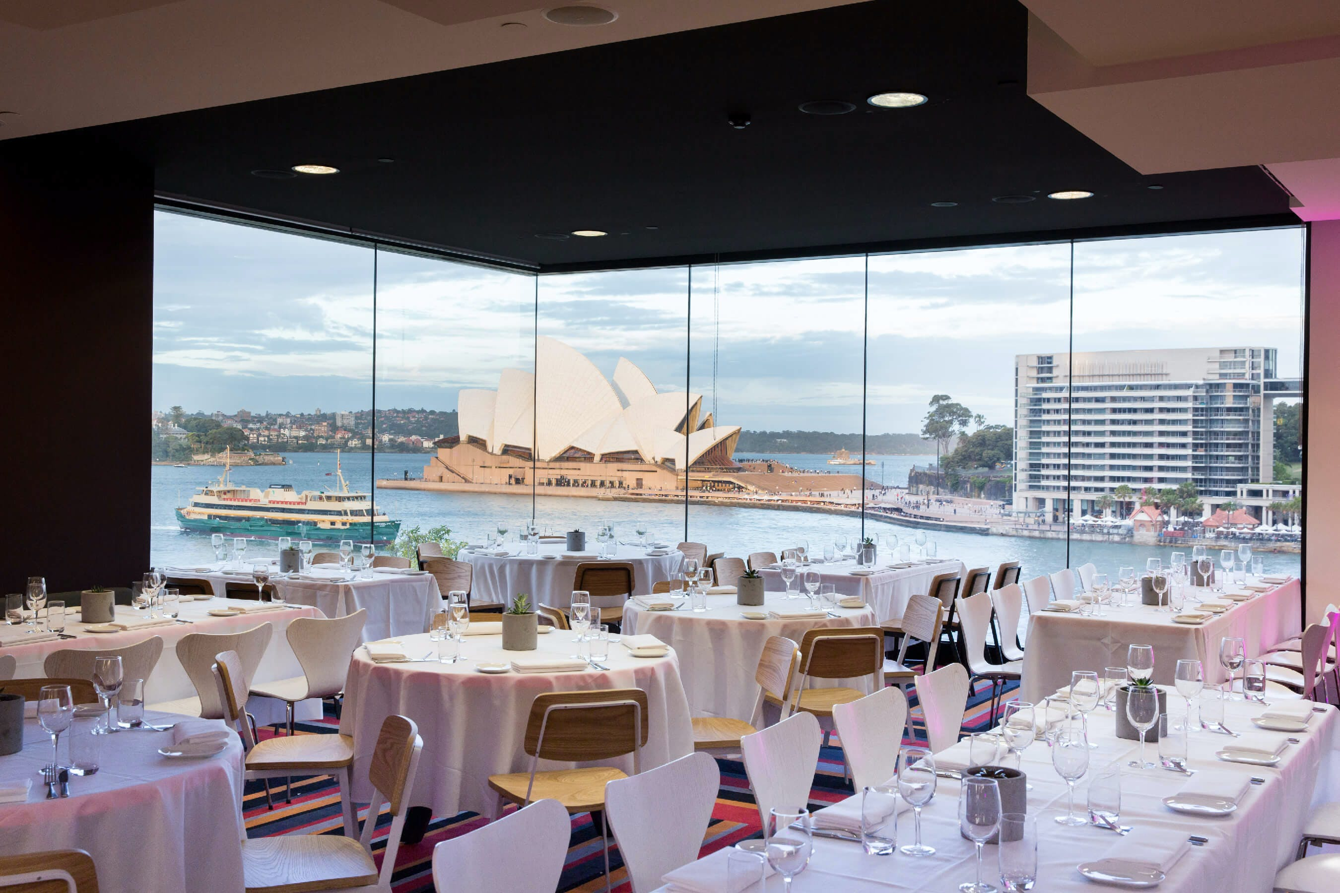 Event Venues Museum of Contemporary Art Australia