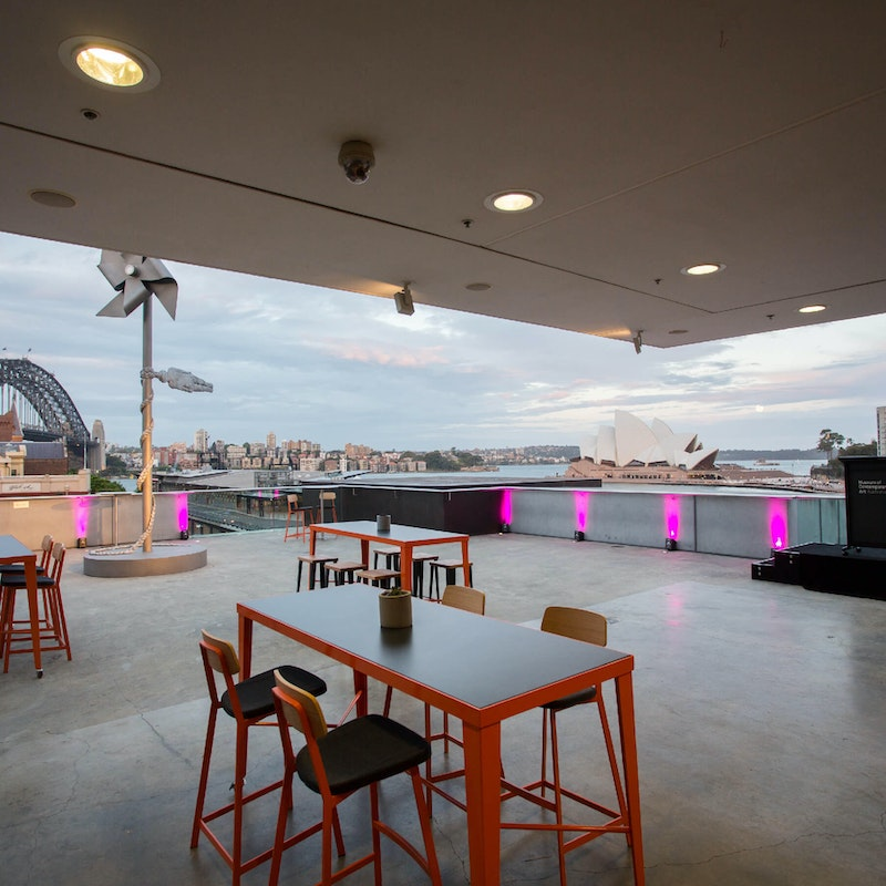 Event Venue Hire Sydney Harbour View