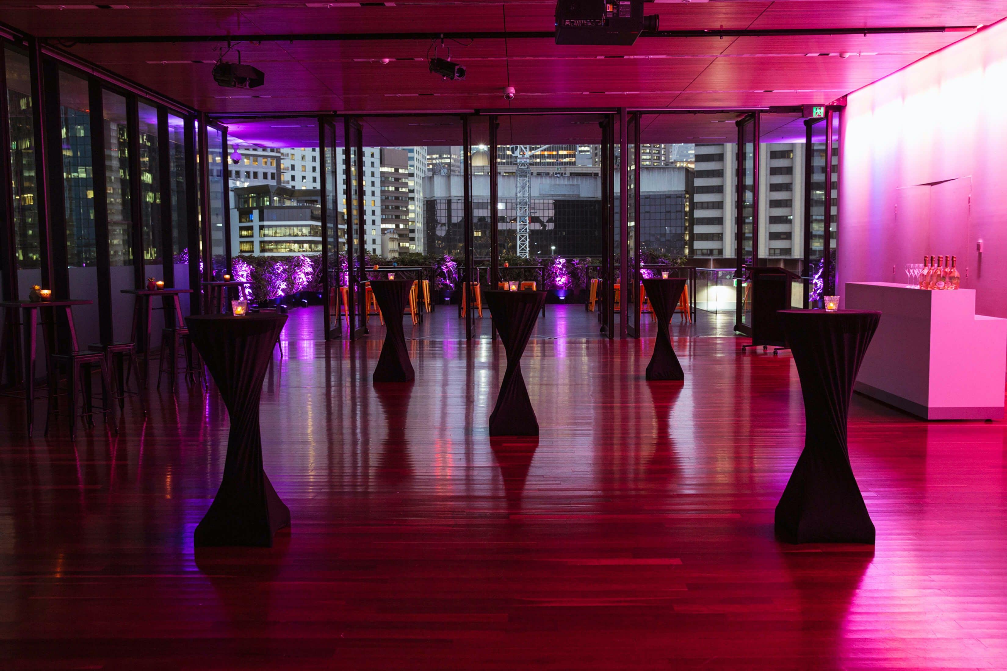 Quayside Room Museum of Contemporary Art Australia