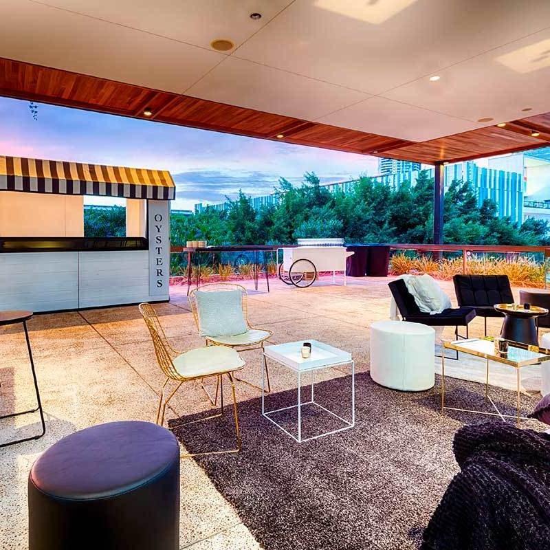 Venue hire Brisbane