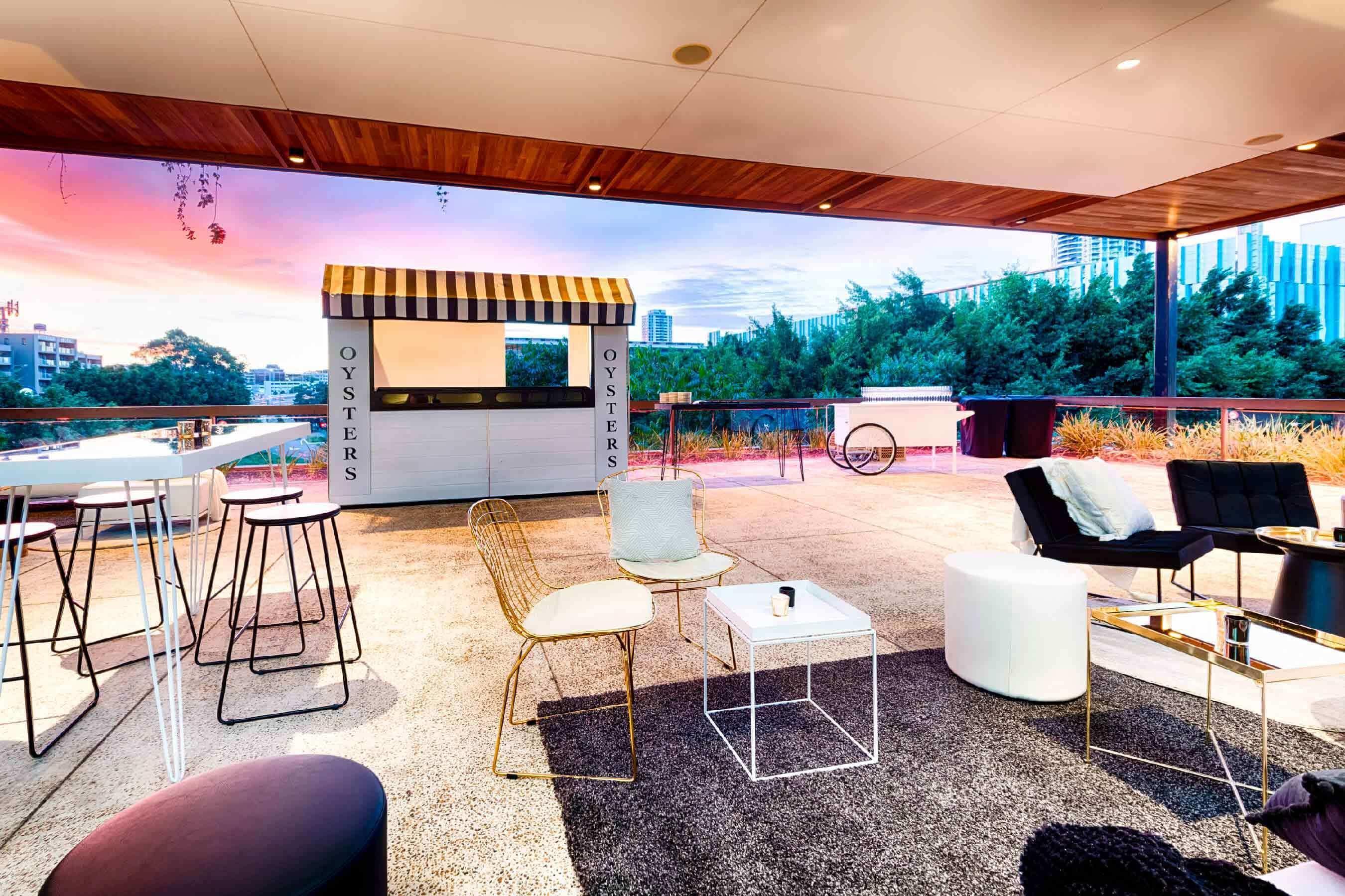 Venue Hire Brisbane CBD South Bank