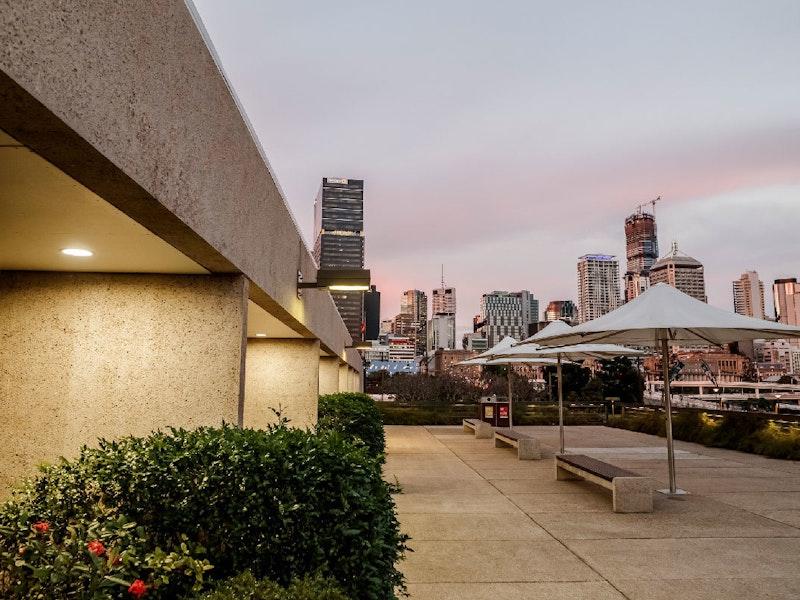 Outdoor Event Venue Brisbane South Bank
