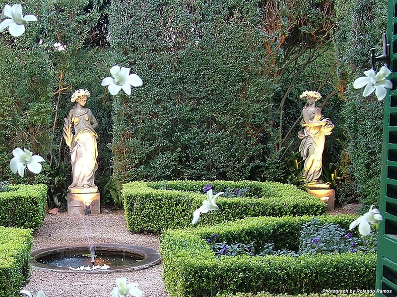 Lindesay House Garden Events