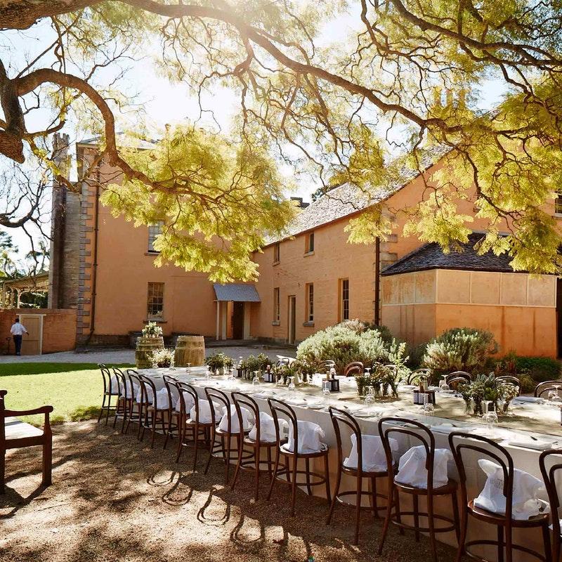 Kitchen Courtyard, Lunch Event Venue Sydney