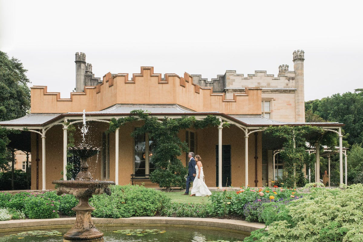 Vaucluse House Wedding Venue Sydney