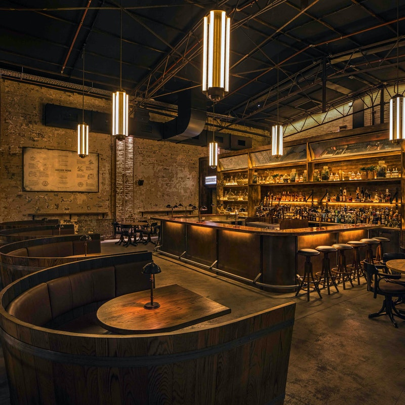 Archie Rose Bar and Mezzanine Event Venue