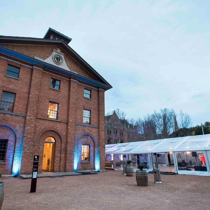 Hyde Park Barracks Venue Hire