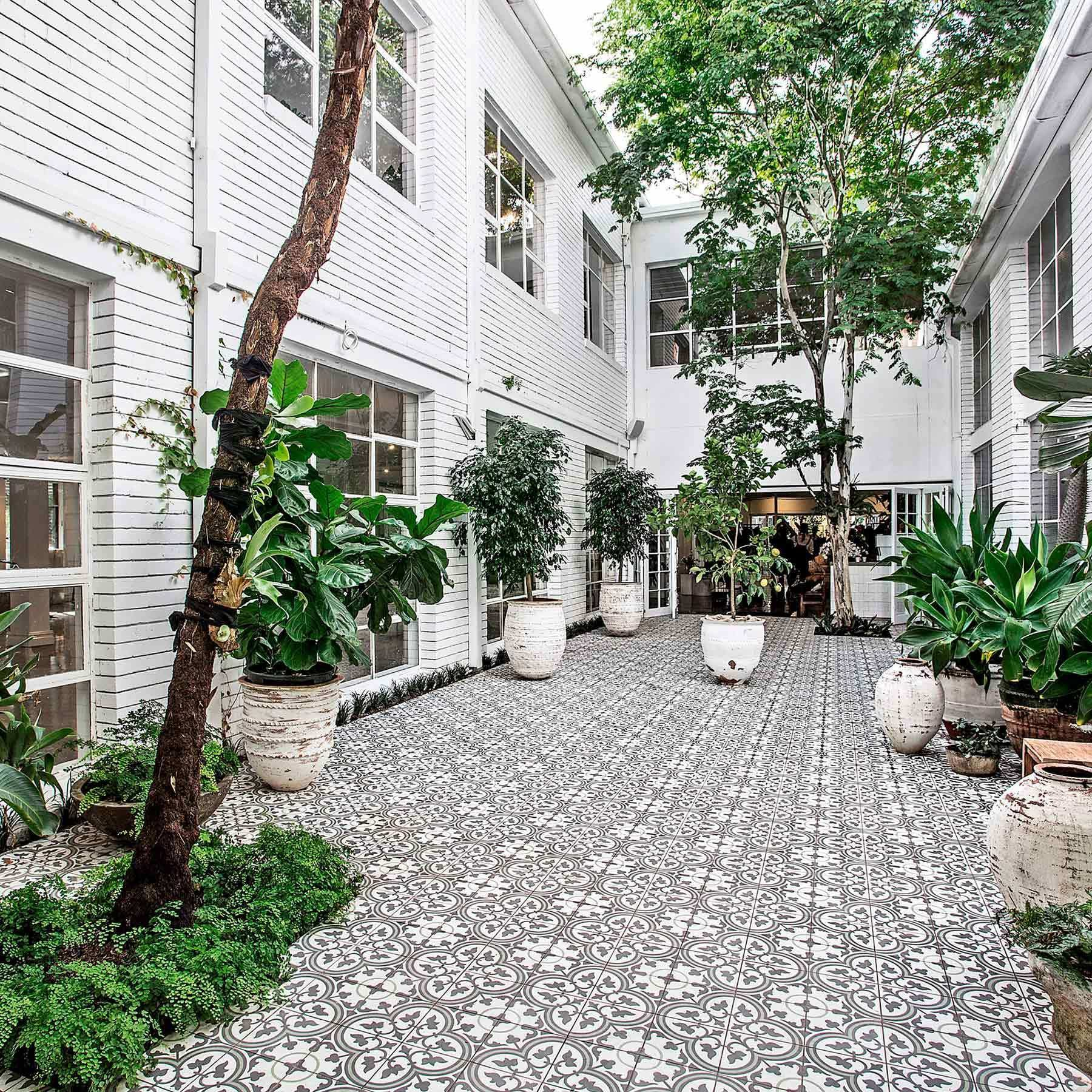 Courtyard for Private Hire Sydney