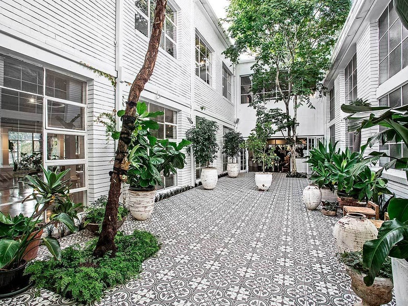 Private Courtyard Sydney Event Venue