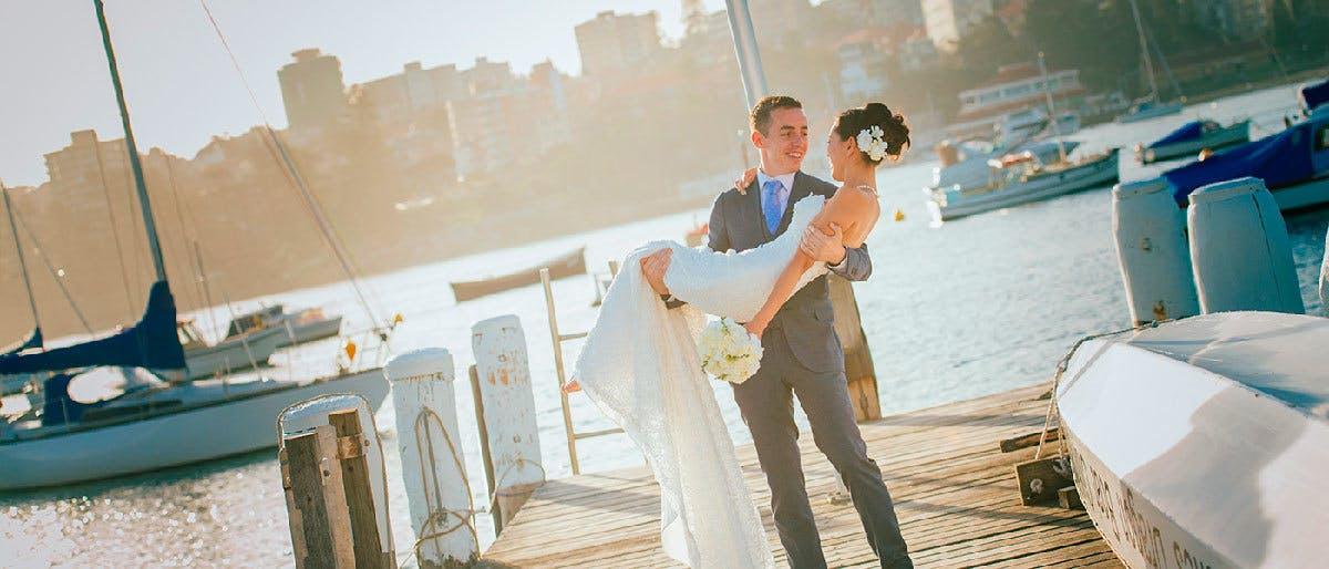 Wedding Venue Manly Yacht Club