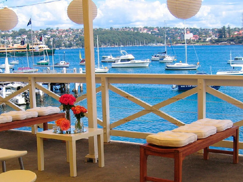 Event Venue Manly Yacht Club Balcony