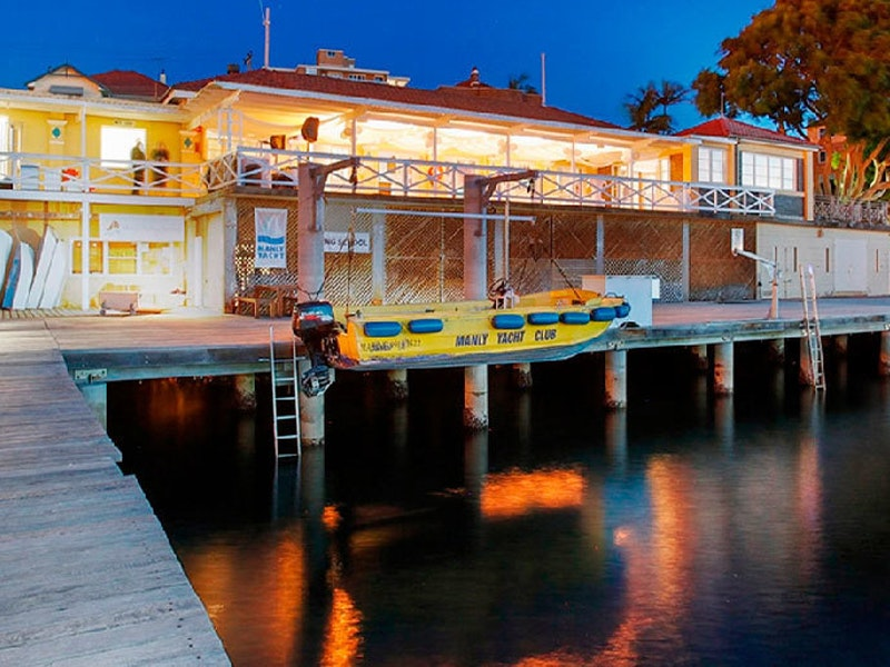 Venue Hire Manly Yacht Club