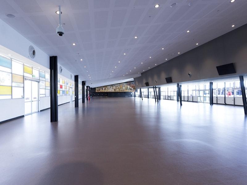 Customs Hall Looking North 780X510