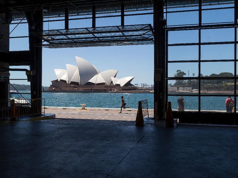 Venue Overseas Passenger Terminal Cargo Hall Opera House View