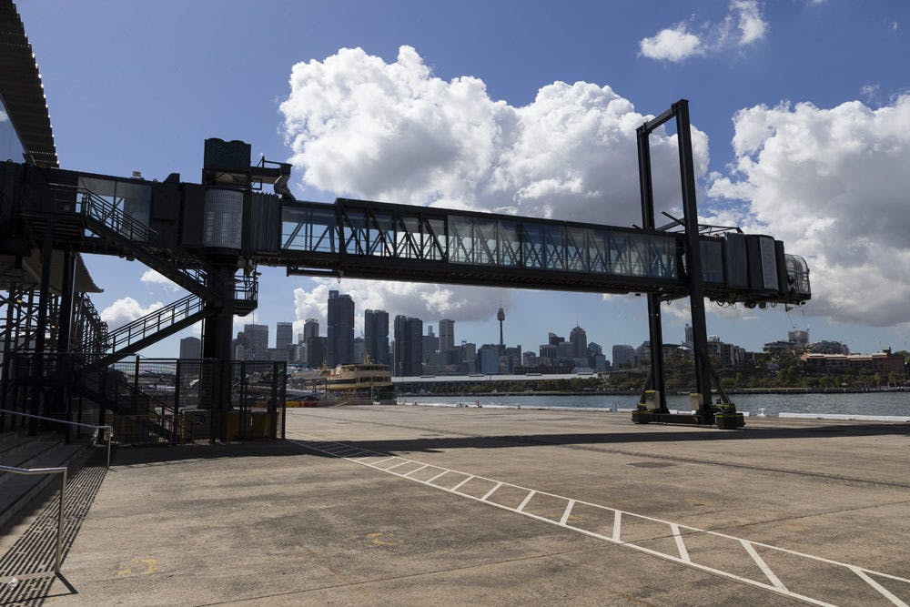 Wharf City View
