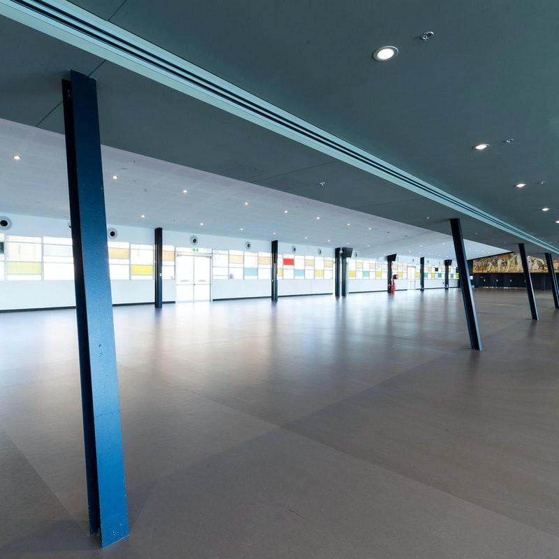 Customs Hall Looking West 1
