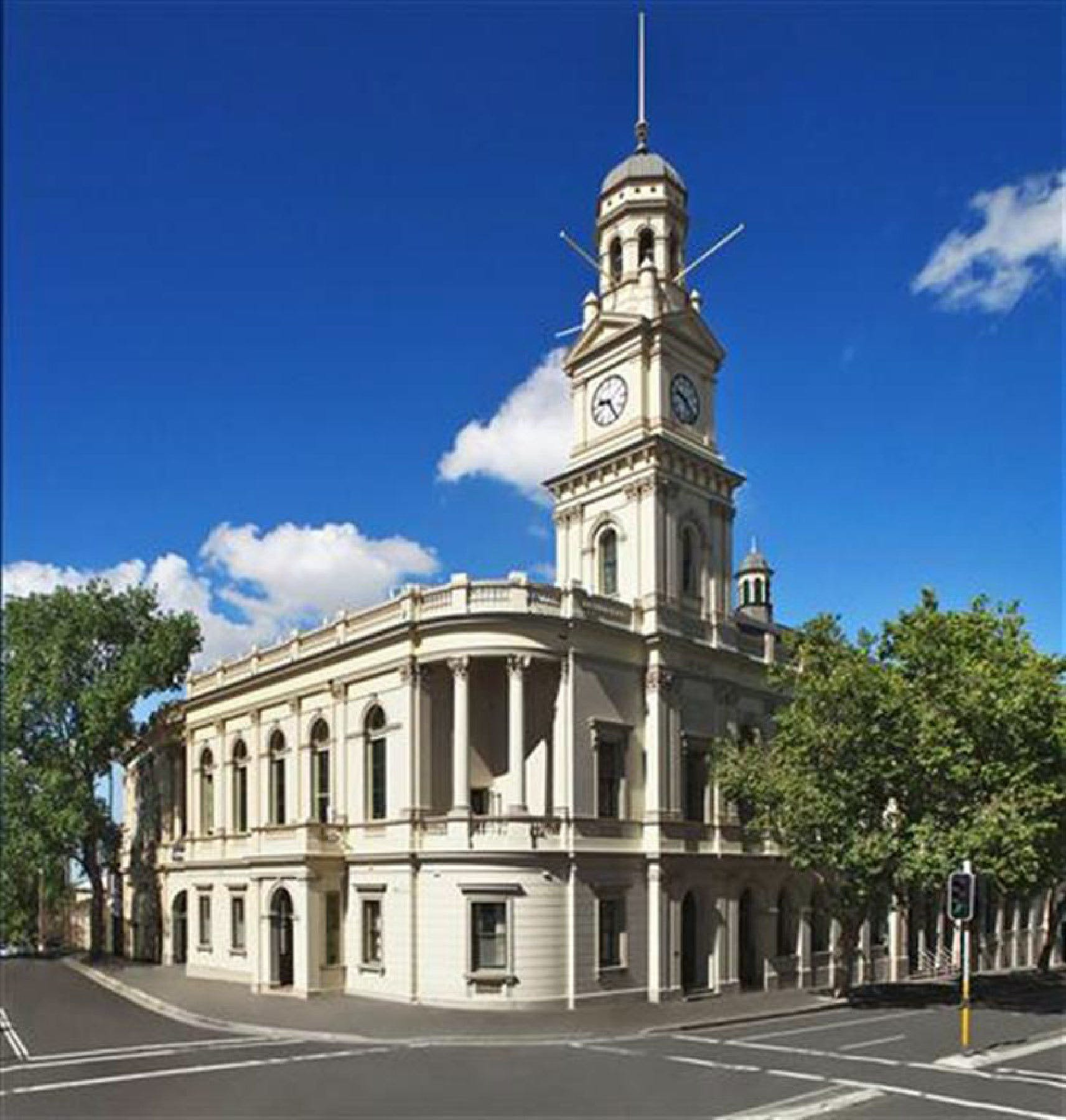 Paddington Town Hall Events