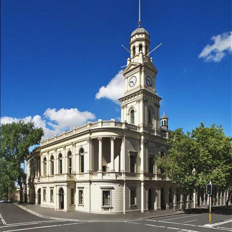 Paddington Town Hall Events