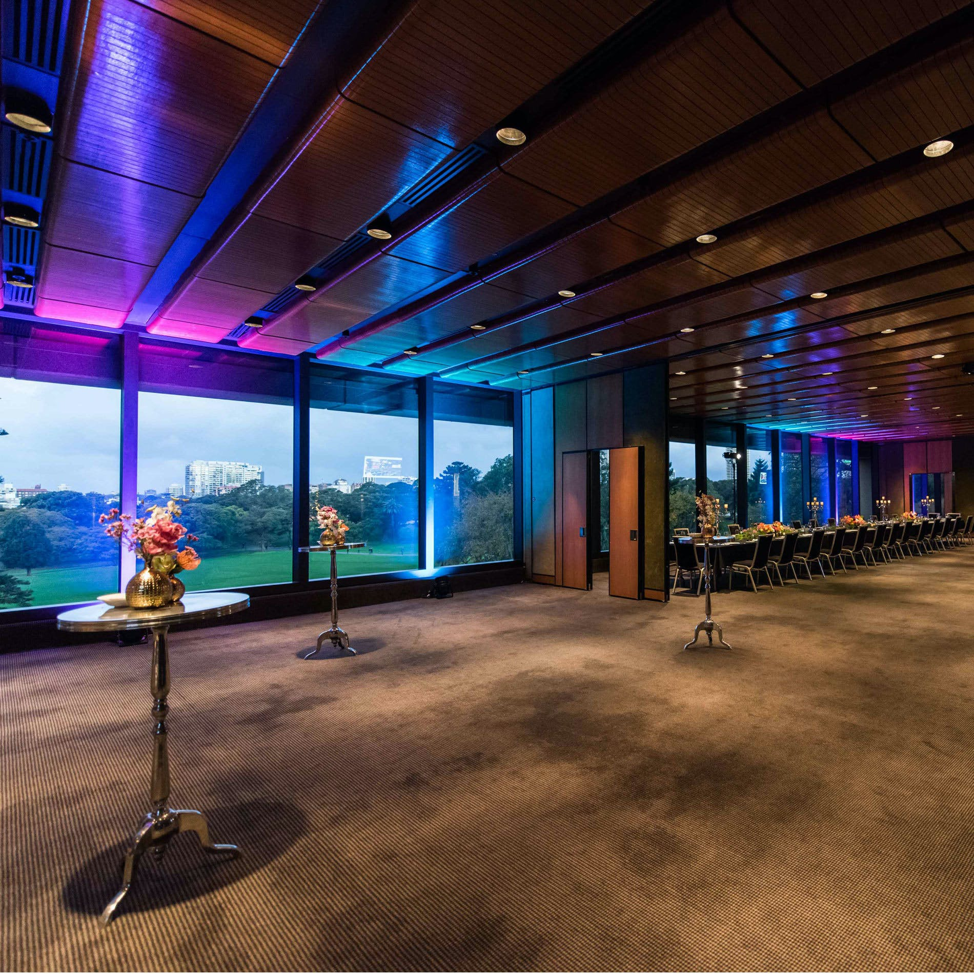 Large Event Space Parliament House of NSW