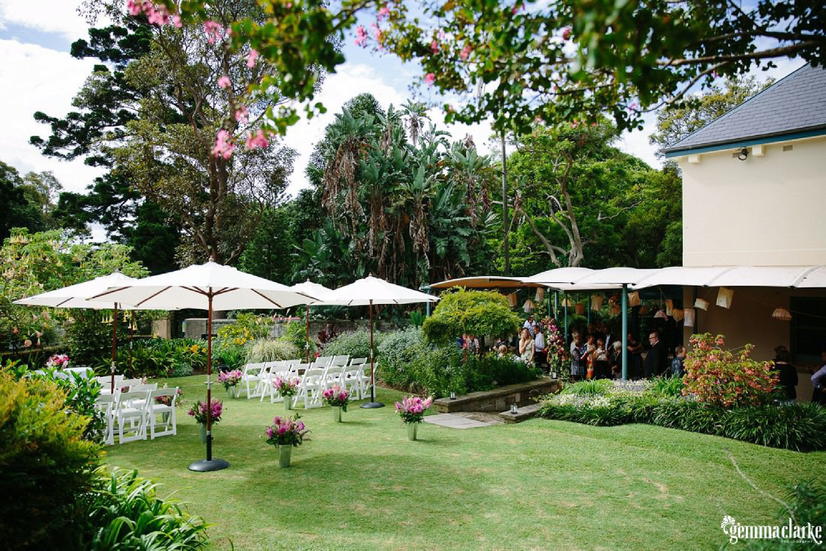Lion Gate Lodge Royal Botanic Garden Event Venue