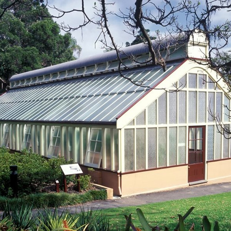 Palm House Royal Botanic Garden Venue Sydney