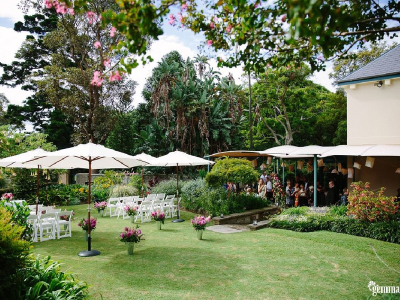 Royal Botanic Garden Event Venue, Lion Gate Lodge