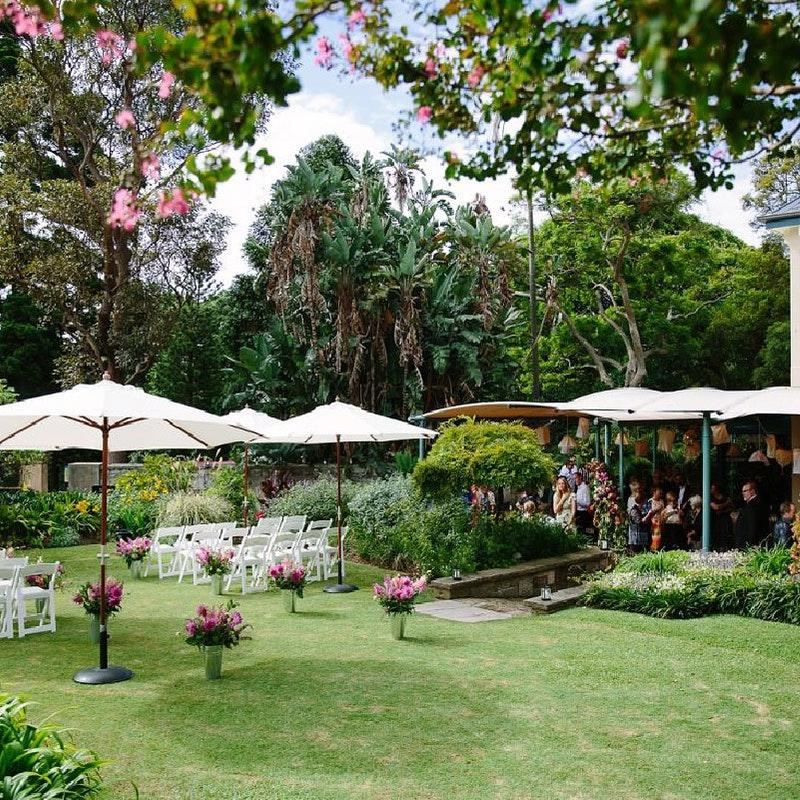 Royal Botanic Garden Event Venue, Lion Gate Lodge