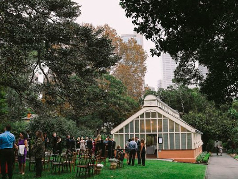 Venue Palm House events