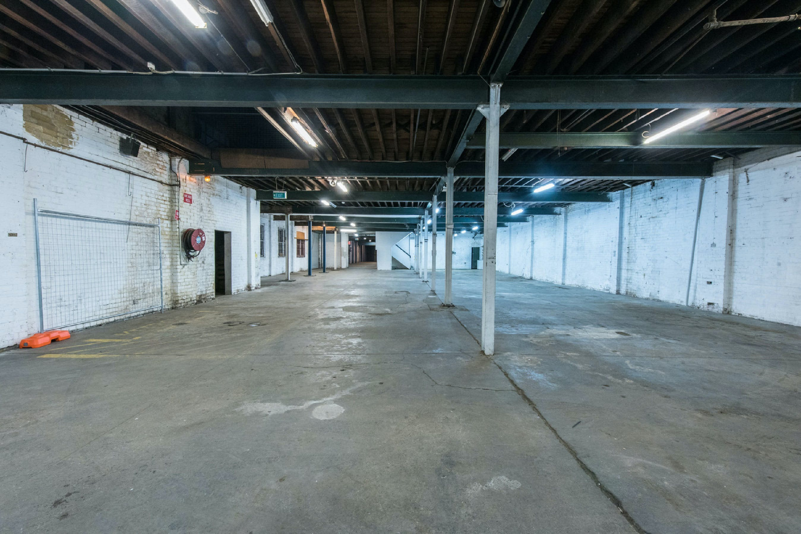 Carpark 2 The Commune Event Venue Hire