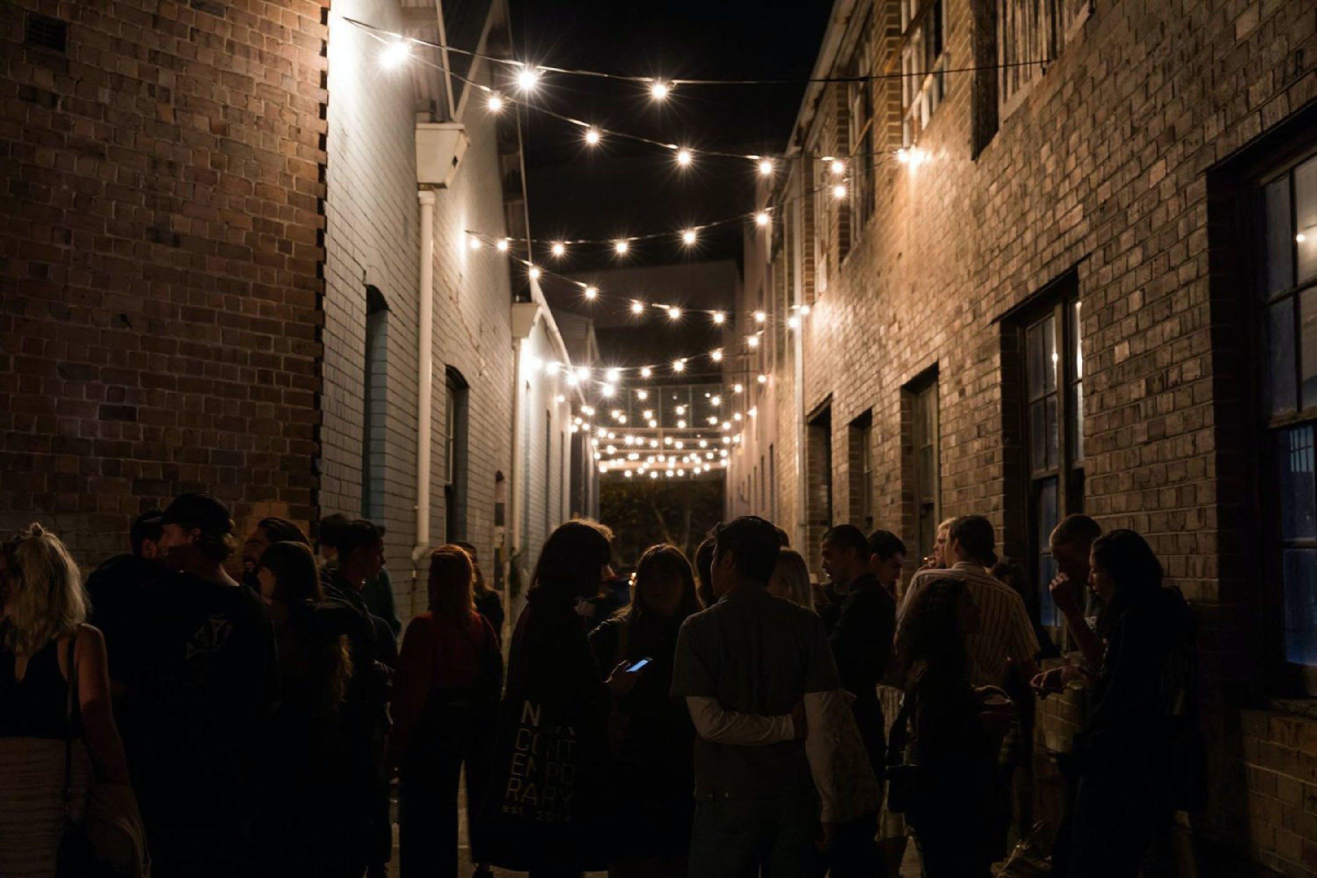 The Commune Venue Hire Sydney, Industrial Event Space