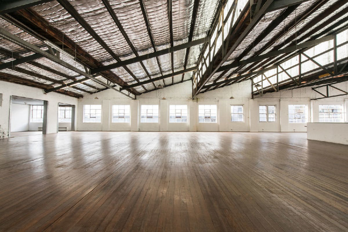 The Commune Warehouse Event Venue