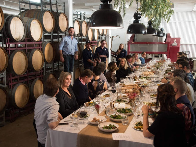 Venue Urban Winery