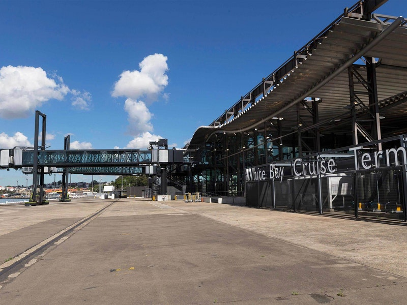 White Bay Precinct wharf venue hire