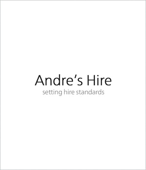 Andres Hire Logo Supplier