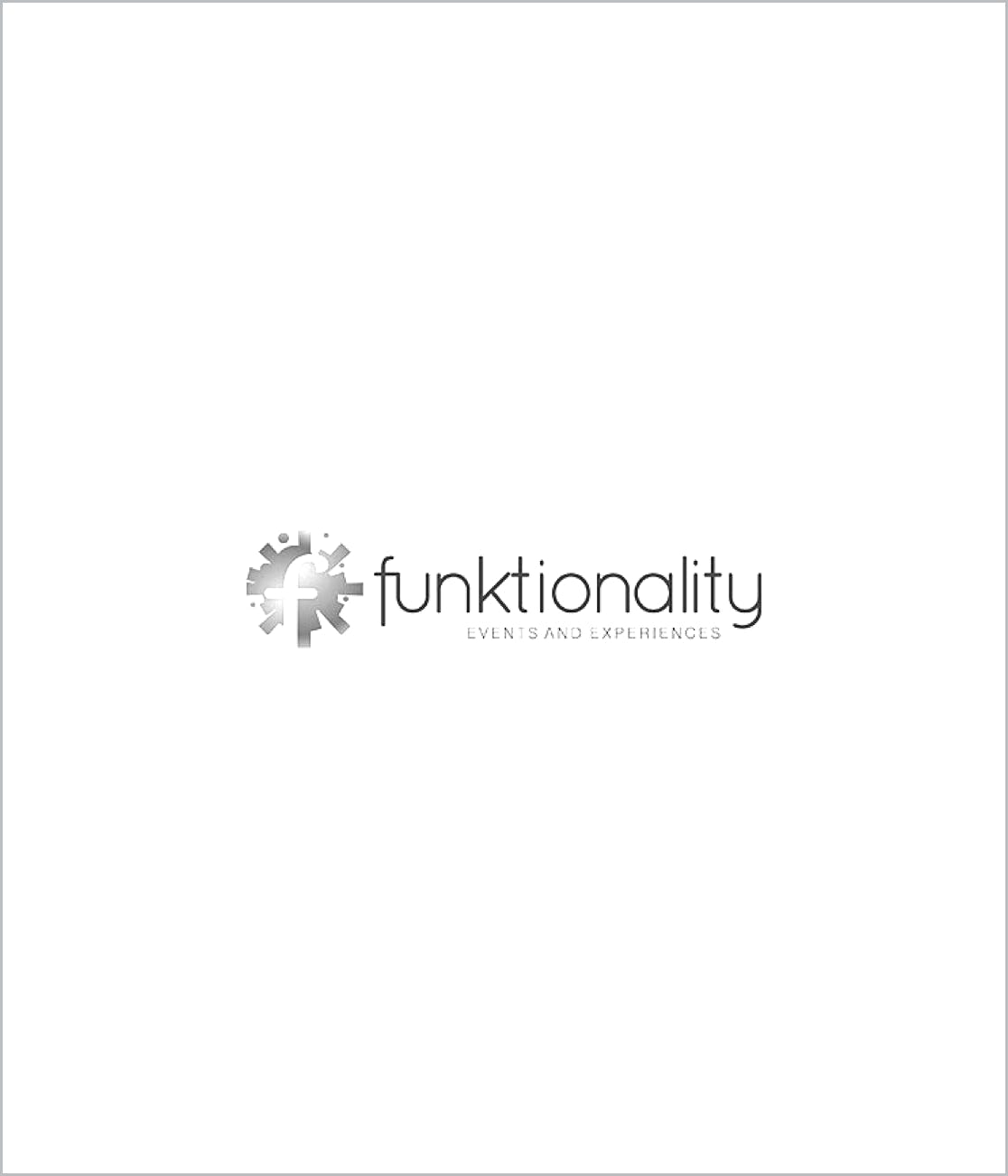 Funktionality Logo Supplier