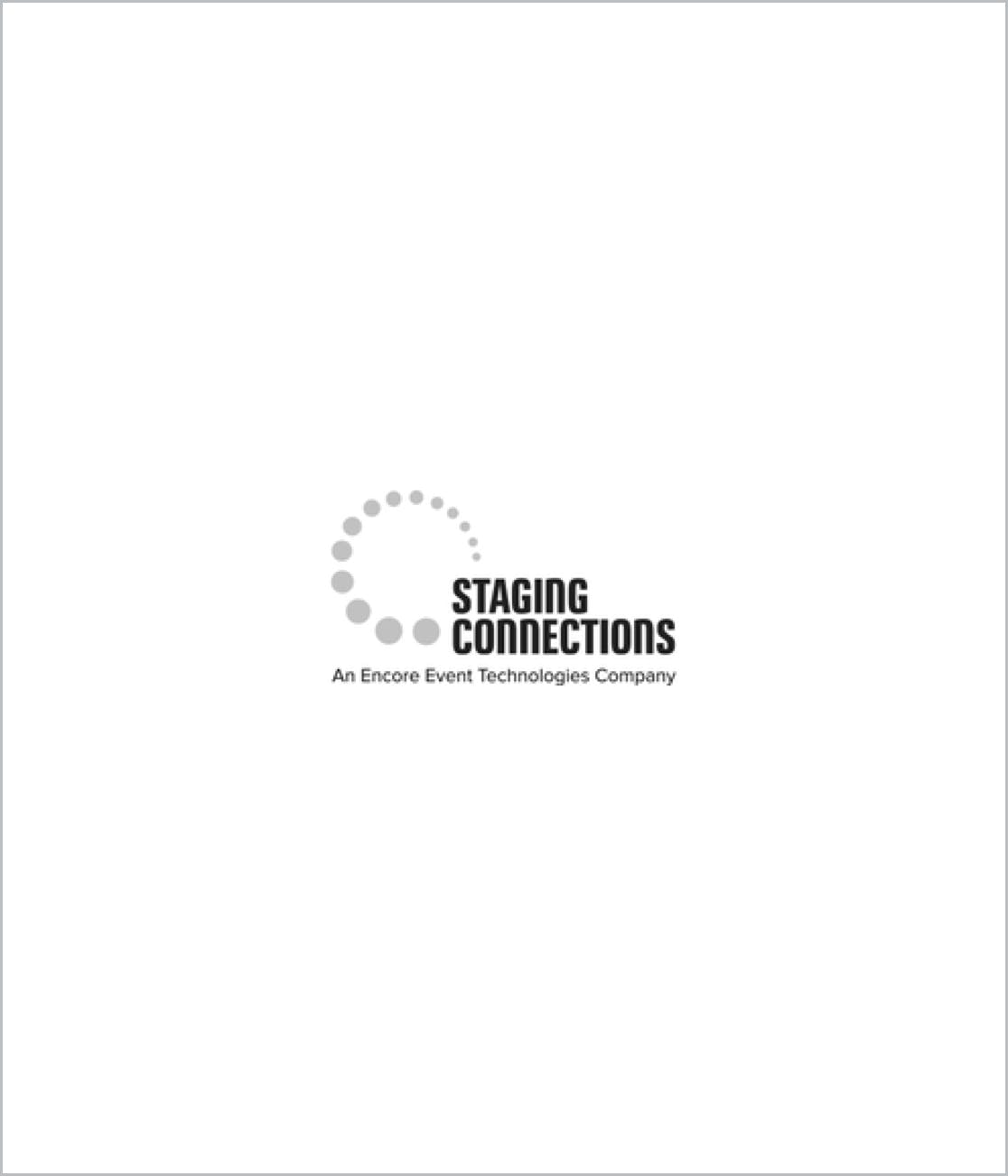 Staging Connections Logo Supplier
