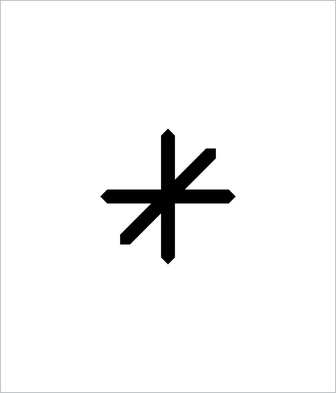 X Logo Supplier